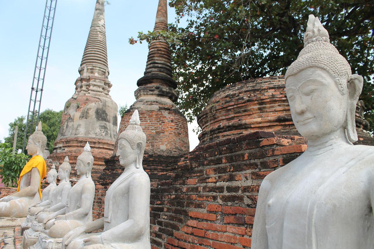 Passeios em Bangkok, Ayutthaya, Chiang Mai e Chiang Rai com guias brasileiros