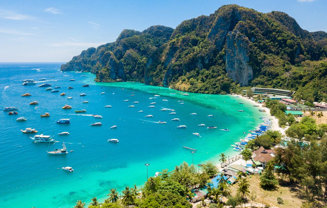 Colocando Phi Phi no seu roteiro de 5 dias em Phuket