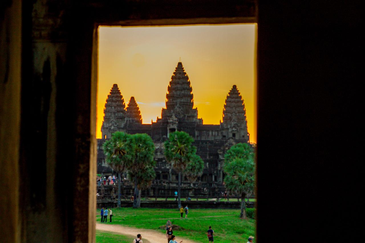 Passeio em Siem Reap, Angkor Wat Camboja com guia em português