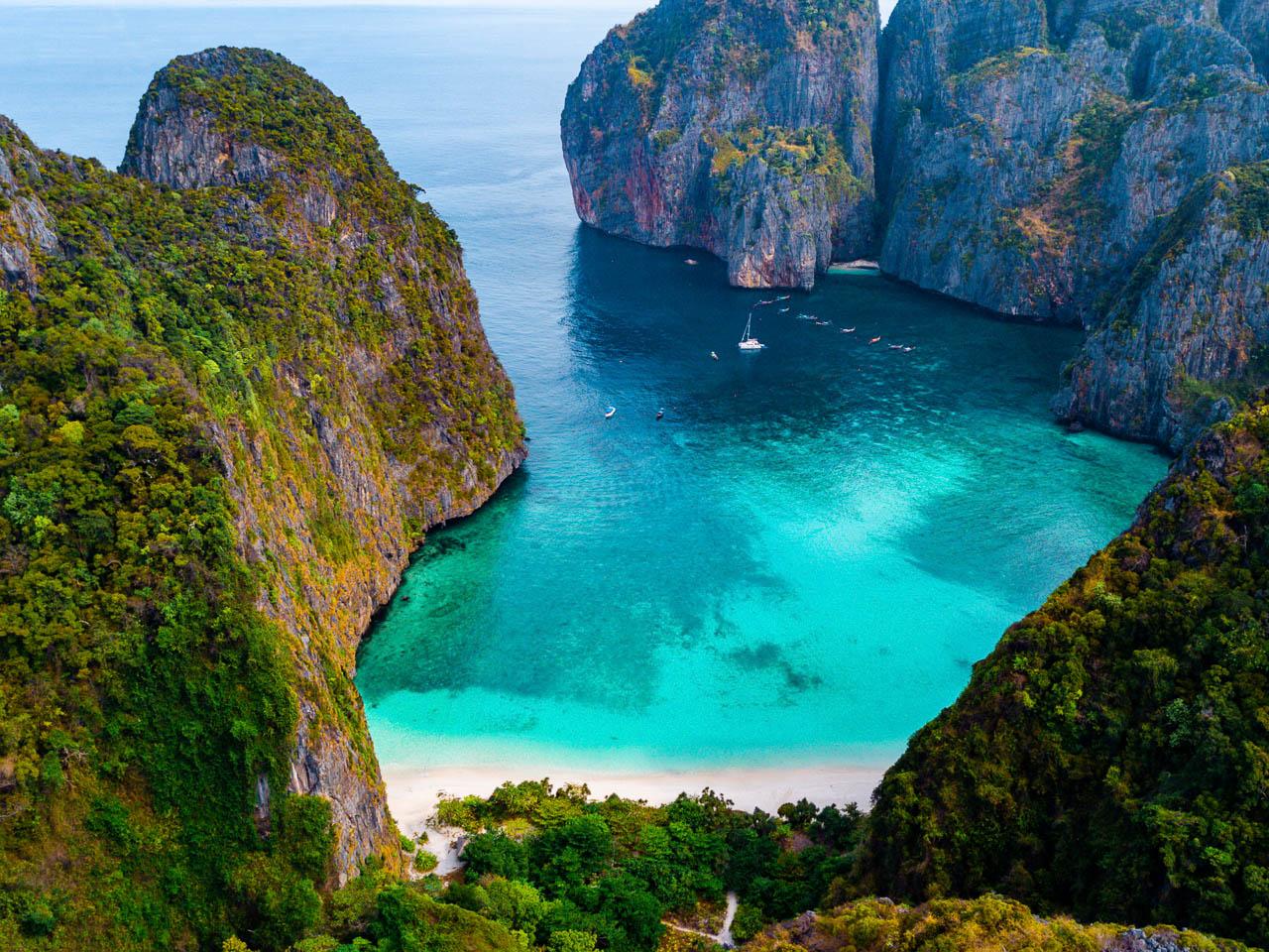 Roteiro de 5 dias em Phuket, na Tailândia: dica das principais atrações, Passeios em Phi Phi