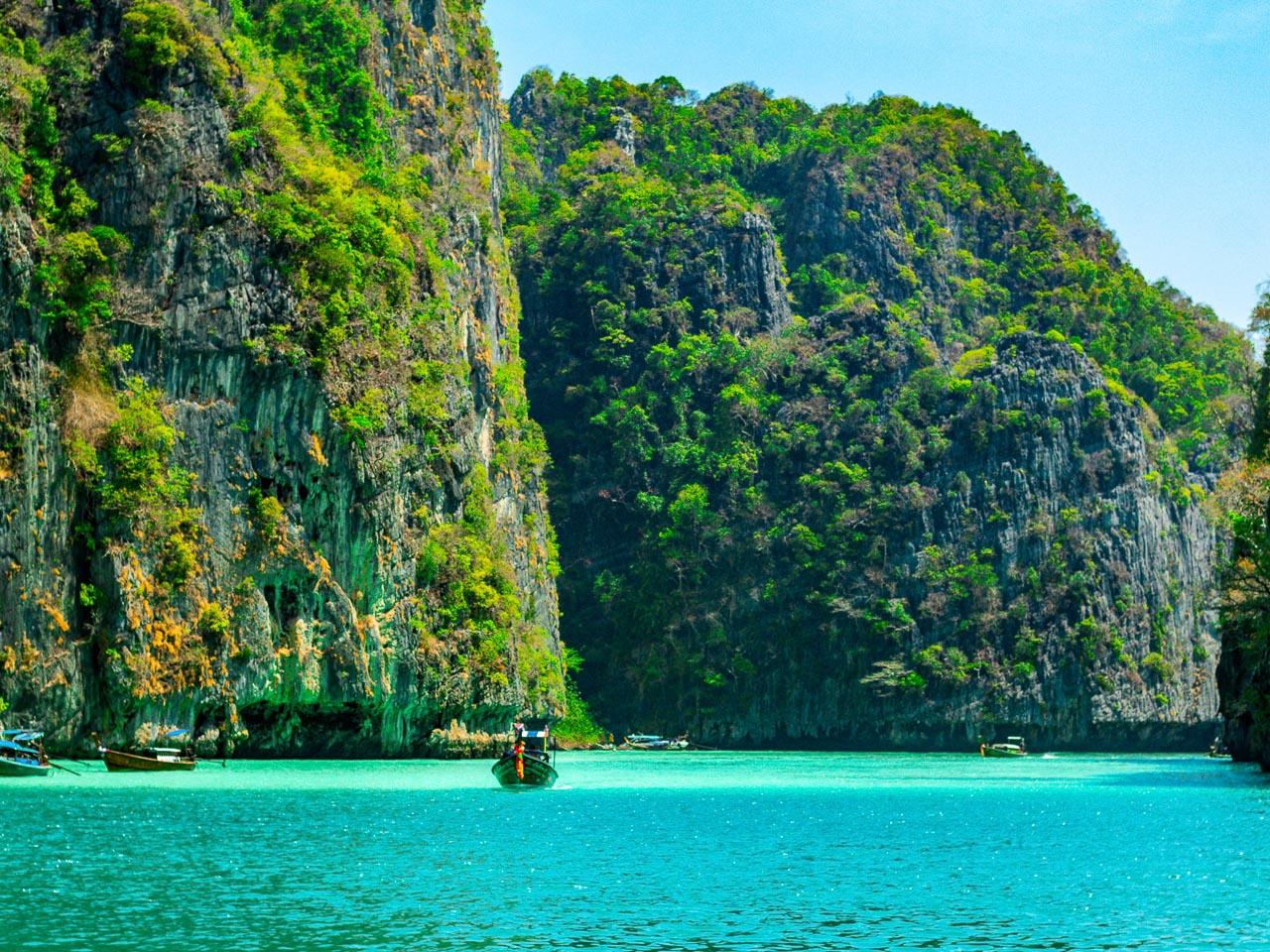 LIVE: Roteiro Tailândia e Phi Phi