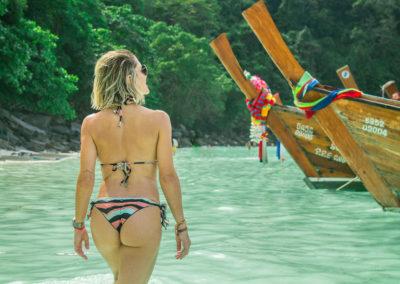 Fotógrafo na Tailândia