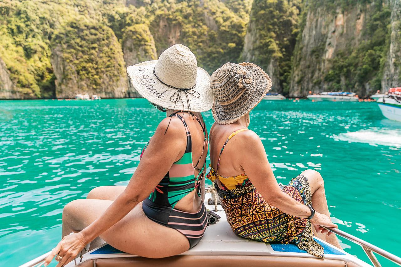 passeios em phuket para phi phi de barco