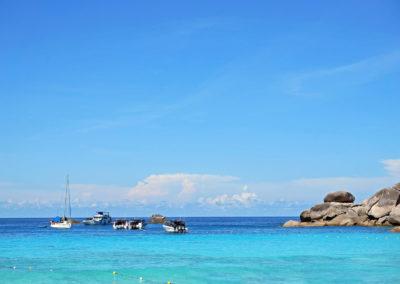 Passeio para Similan Islands em Phuket, Tailândia, Passeios em Phi Phi