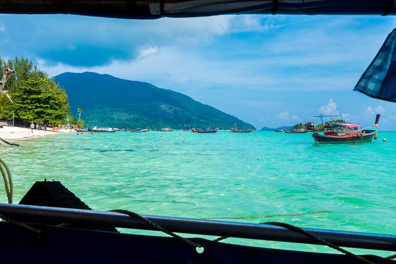 Passeio para Similan Island saindo de Phuket