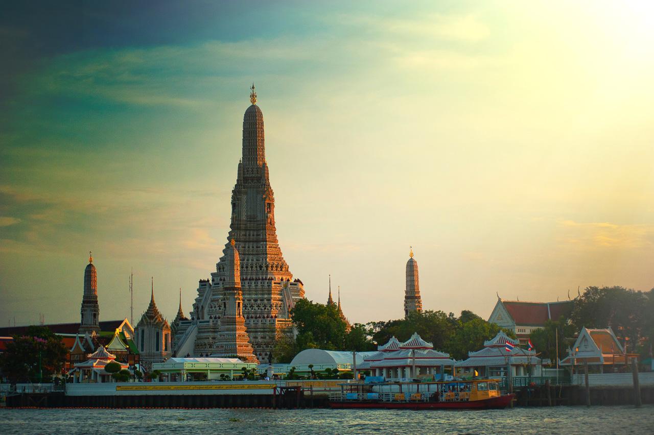 Passeios pela Tailândia | Bangkok, Chiang Mai, Phuket, Krabi