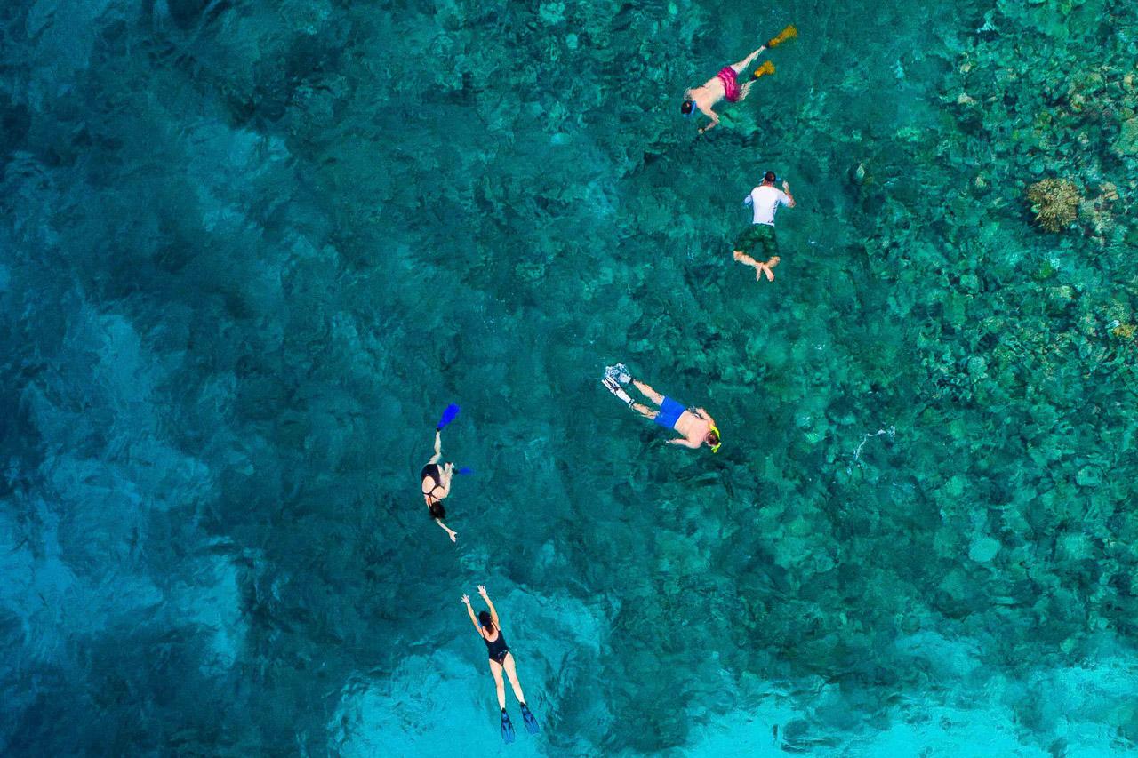 racha e coral passeio snorkeling