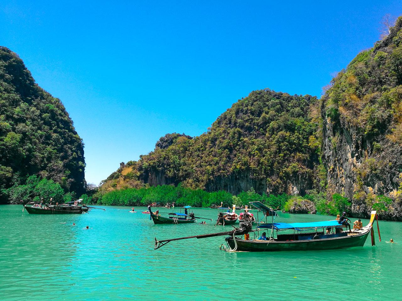 Vale a pena saber a melhor época e visitar a Tailândia linda desse jeito, não?