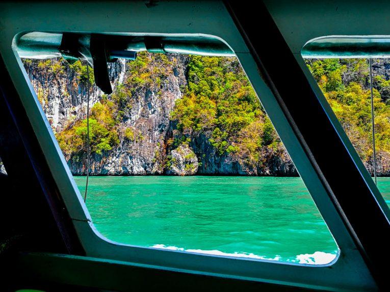 Como ir de Bangkok a Phi Phi: Horário de ferry e distância