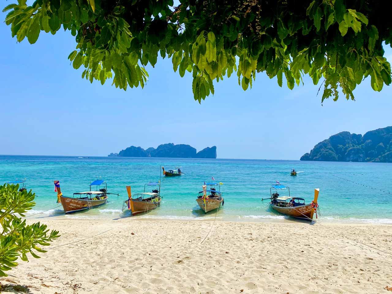 Dinheiro Tailândia 8 dias