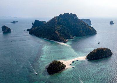 Passeio 4 ilhas em Krabi - 4 Islands | Ao Nang | Railay | Tailândia