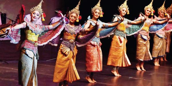 Festival Tailandês 2020: mostrando a cultura da Tailândia ao mundo