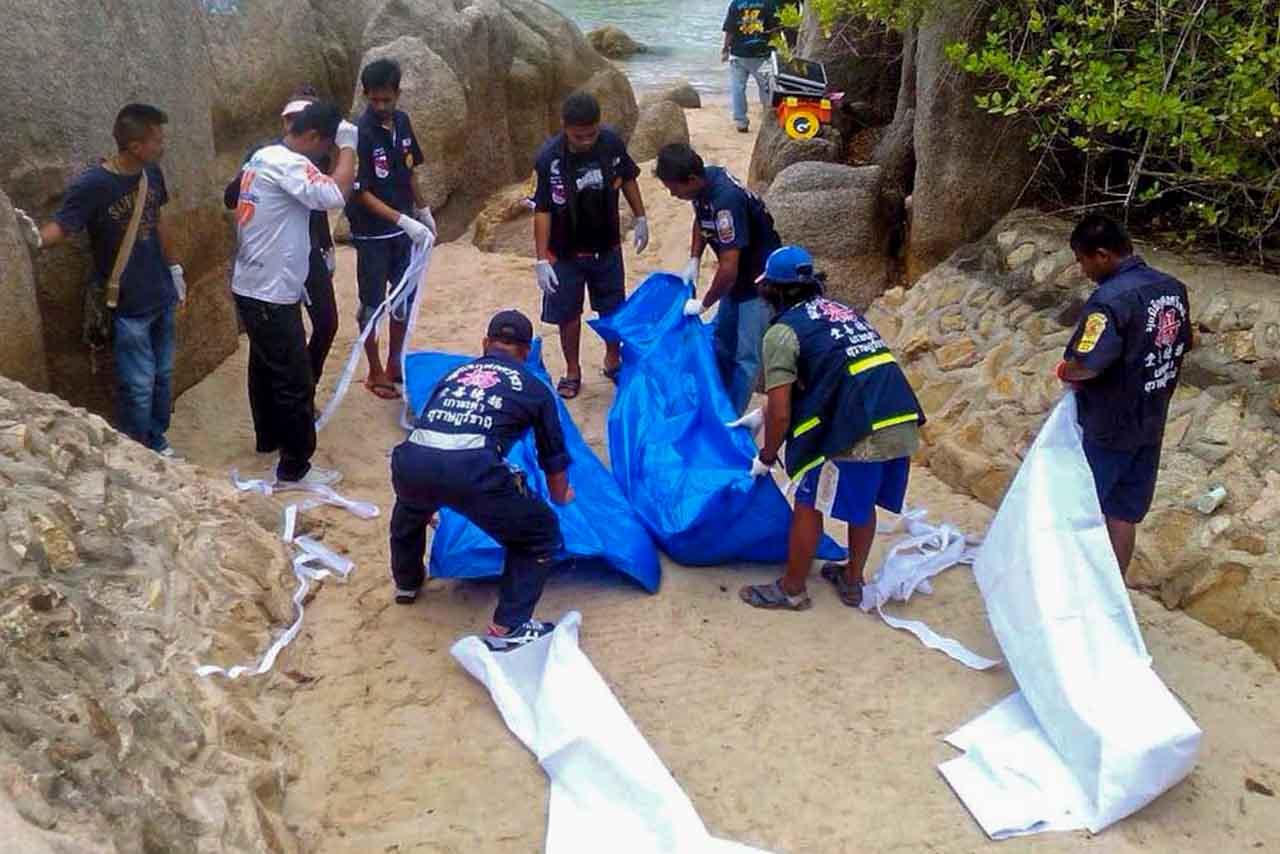 Koh Tao: a ilha da morte na Tailândia