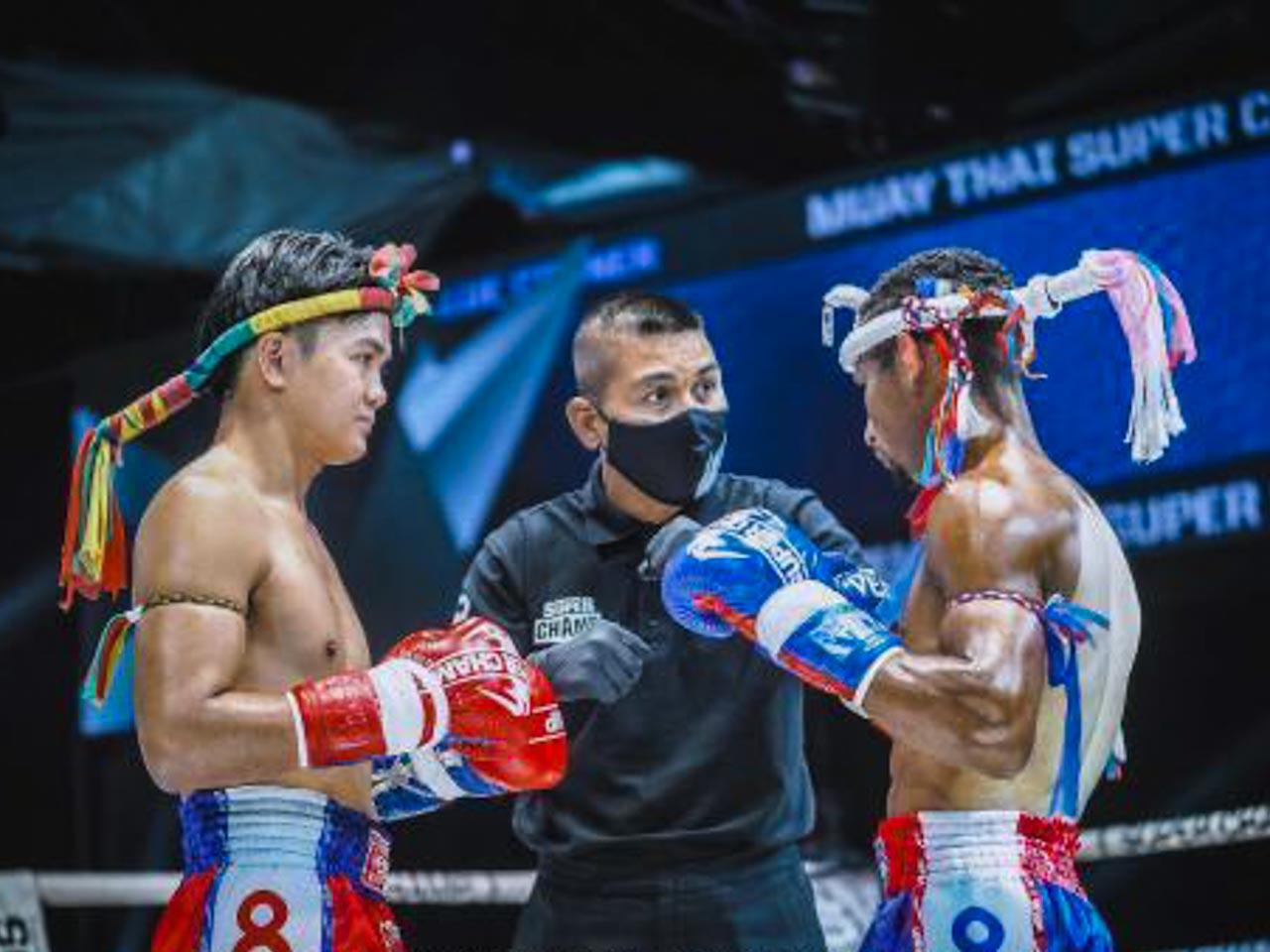 Entrevista com brasileiro ganha luta de muay thai na Tailândia