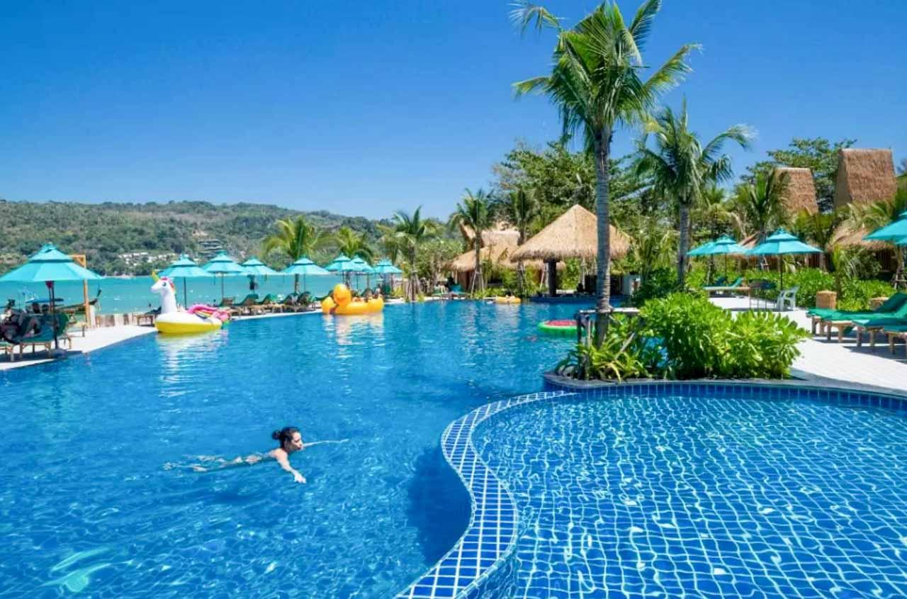 Onde ficar em Phi Phi - os mellhores hotéis de Koh Phi Phi e regiões