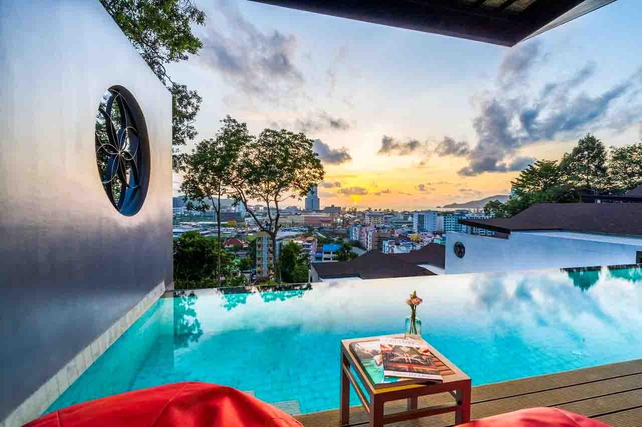 The Senses, um dos hotéis cadastrados para a quarentena obrigatória na Tailândia (notícias recentes do país)