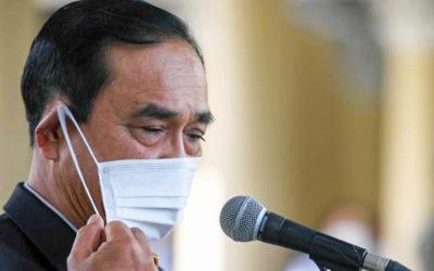 Discurso do Primeiro Ministro sobre o COVID-19 na Tailândia (DEZ 2020)