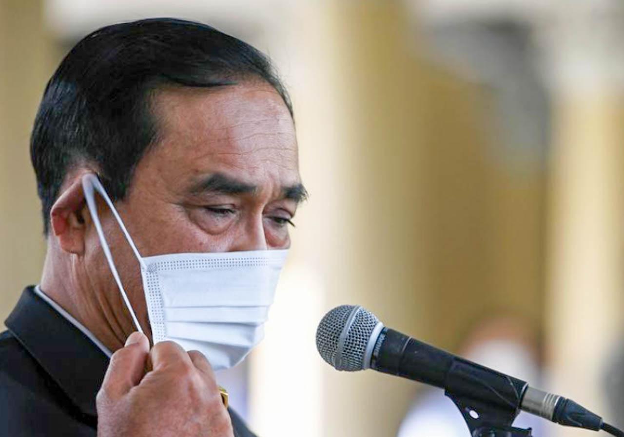 Primeiro ministro da Tailândia