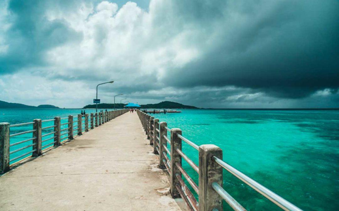 Lista de países autorizados a entrar na Tailândia sem quarentena