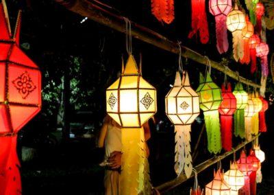 Loy Krathong - Festival das Lanternas Tailândia 2021