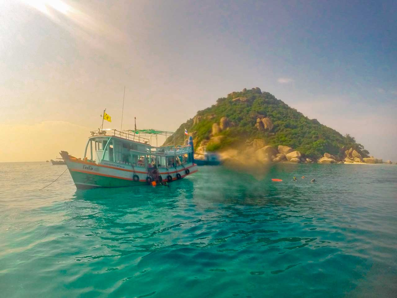 Koh Tao é com certeza uma das ilhas mais lindas (e sombrias) da Tailândia