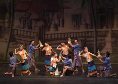Show Cultural Siam Niramit - lindo e famoso show de dança tailandesa em Bangkok