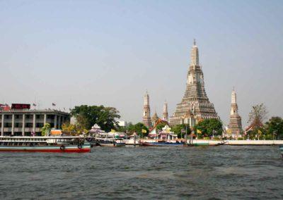 Wat Arun - passeio pelos templos de Bangkok