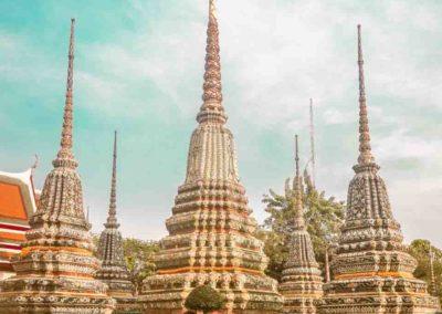 Grand Palace - passeio pelos templos de Bangkok.
