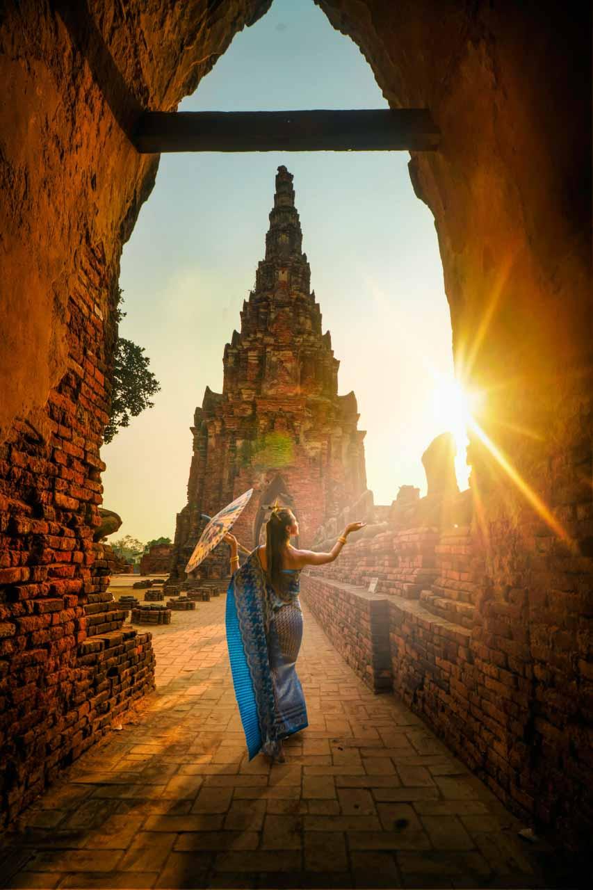Passeios em Bangkok e os templos maravilhosos de Ayutthaya