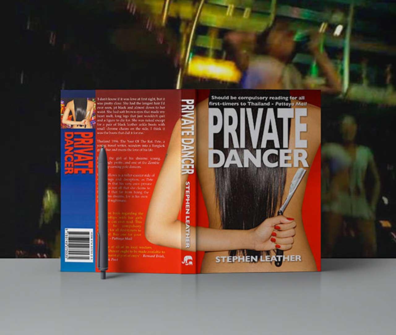 Livro sobre a prostituição na Tailândia.