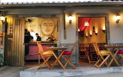 Restaurantes de comida tailandesa no Brasil